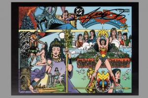 signed-signature-autograph-75th-anniversary-of-dc-comics-art-post-card-postcard-art-george-perez-wonder-woman-1