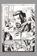 ds9-deep-space-nine-9-original-comic-art-page-riker-1