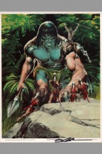 neal-adams-signed-tarzan-of-the-apes-lord-of-the-jungle-signed-signature-autograph-art-print-1