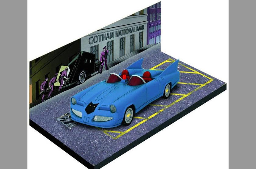 Brian Harris Used Cars >> Batman Automobilia #19 Magazine w/ 1968 Batmobile