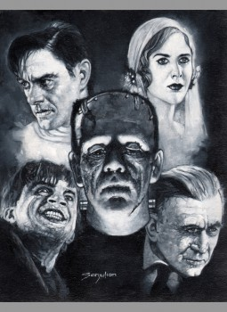 sanjulian-original-art-oil-painting-universal-monsters-frankenstein-1