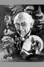 sanjulian-original-art-oil-painting-signed-ray-harryhausen-1