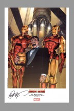 bob-layton-marvel-comics-art-print-signed-signature-autograph-iron-man-4