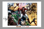 bob-layton-marvel-comics-art-print-signed-signature-autograph-iron-man-6