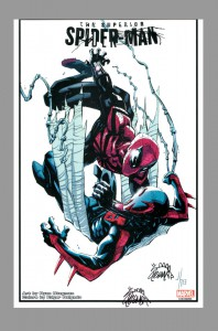 ryan-stegman-signed-superior-spiderman-2099-comic-art-print-marvel-autograph-signature-1