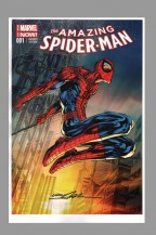 neal-adams-signed-signature-autograph-comic-art-print-amazing-spiderman-spider-man-1