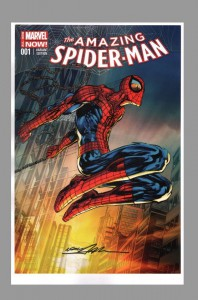 W.spider Neal Neal Adams Signed Prin...
