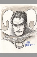 tom-palmer-original-art-sketch-marvel-comics-doctor-dr-strange-1