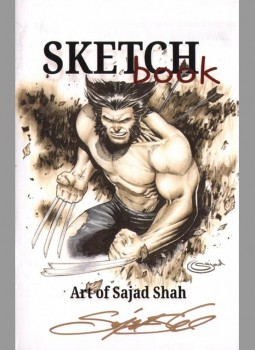 sajad-shah-signed-comic-art-sketch-book-wolverine-x-men-1