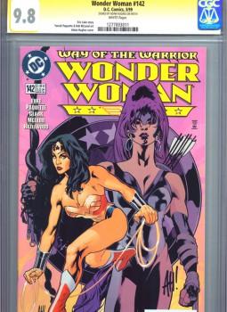 cgc-ss-wonder-woman-142-adam-hughes-signed-cover-art-autograph-signature-series-1