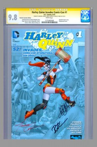 harley-quinn-cgc-ss-signed-amanda-conner-jimmy-palmiotti-bruce-timm-jim-lee-sdcc-san-diego-comic-con-comicon-invades-signed-signature-autograph-rrp-retailer-incentive-edition-1