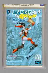 harley-quinn-cgc-ss-signed-amanda-conner-jimmy-palmiotti-bruce-timm-jim-lee-sdcc-san-diego-comic-con-comicon-invades-signed-signature-autograph-rrp-retailer-incentive-edition-2