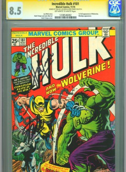 incredible-hulk-181-first-appearance-wolverine-cgc-ss-signed-signature-autograph-stan-lee-len-wein-herb-trimpie-art-1