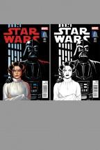 amanda-conner-star-wars-variant-cover-marvel-comics-darth-vader-leia-new-hope-episode-iv-cover-art-sketch-variant-black-and-white-sketch-cover-1