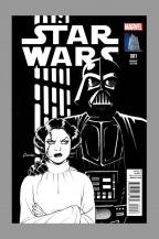 amanda-conner-star-wars-variant-cover-marvel-comics-darth-vader-leia-new-hope-episode-iv-cover-art-sketch-variant-black-and-white-sketch-cover-2