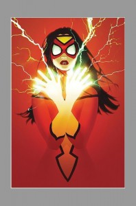 sideshow-exclusive-comic-art-print-signed-signature-autograph-marvel-spider-woman-spiderwoman-1