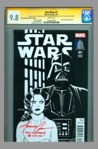 star-wars-cgc-ss-first-1st-day-issue-of-release-amanda-conner-vault-collectibles-variant-cover-art-leia-darth-vader-sketch-cover-art-1