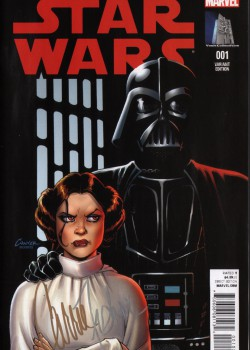 carrie-fisher-signed-star-wars-amanda-conner-variant-cover-1-leia-1
