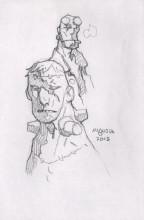 hellboy-frankenstein-underground-original-art-mike-mignola-signed-signature-autograph-dark-horse-1