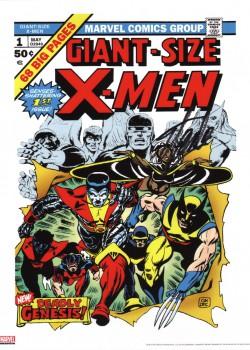 x-men-giant-sized-xmen-1-signed-stan-lee-art-print-autograph-signature-fine-art-1
