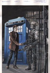 jk-woodward-star-trek-doctor-who-idw-assimilation2-cover-art-original-issue-5
