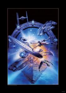sanda-signed-art-print-star-wars-trek-stargate-battlestar-galactica-2