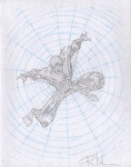 angel-medina-amazing-spider-man-spiderman-art-sketch-signed-1