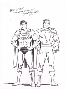 jerry-ordway-superman-captain-marvel-shazam-original-art-sketch-1
