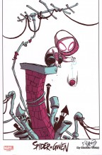 skottie-young-signed-signature-autograph-art-print-spider-gwen-1