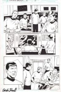 star-trek-year-four-4-idw-original-comic-art-kirk-spock-1