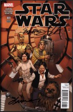 star-wars-marvel-comics-variant-cover-signed-signature-autotraph-jason-aaron-laura-martin-bob-mcleod-art-1