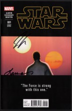 star-wars-marvel-comics-variant-cover-signed-signature-autotraph-jason-aaron-laura-martin-john-cassady-art-1
