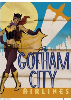 ant-lucia-signed-signature-autograph-dc-direct-art-poster-print-batman-batgirl-1