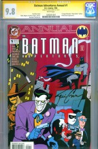 batman-the-animated-series-tas-signed-kevin-conroy-joker-harley-quinn-autograph-signature-series-cgc-ss-1