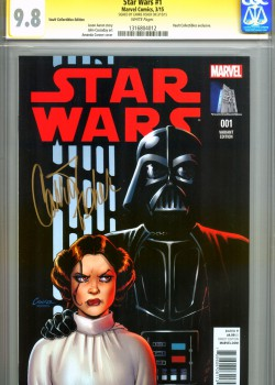 cgc-ss-signed-signature-autograph-carrie-fisher-princess-leia-variant-cover-art-amanda-conner-1