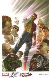 sdcc-san-diego-comic-con-exclusive-exc-signed-art-print-2015-alex-ross-art-marvel-comics-portfolio-signature-autograph-amazing-spiderman-spider-man-1