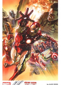 sdcc-san-diego-comic-con-exclusive-exc-signed-art-print-2015-alex-ross-art-marvel-comics-portfolio-signature-autograph-iron-man-avengers-1