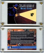 the-shadow-knows-otr-old-time-radio-blue-coal-card-golden-age-of-radio-1