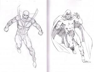 bob-mcleod-signed-comic-art-sketch-book-star-wars-x-men-batman-4