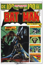 neal-adams-signed-signature-autograph-art-print-batman-dark-knight-255-1