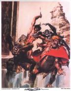 neal-adams-signed-signature-autograph-art-print-tarzan-of-the-apes-1