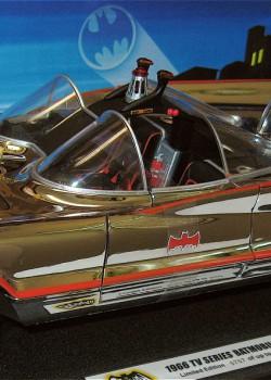 adam-west-burt-ward-signed-signature-autograph-batmobile-1966-'66-tv-television-series-hotwheels-elete-chrome-variant-le-limited-edition-7