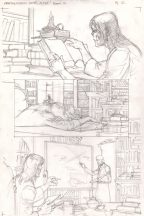 bernie-wrightson-original-art-prelim-signed-page-frankenstein-alive-alive-1