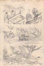 bernie-wrightson-original-art-prelim-signed-page-swamp-thing-4-1