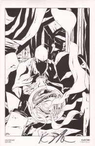 keith-giffin-signed-signature-autograph-history-of-the-dc-universe-doctor-dr-fate-jsa-art-print-1