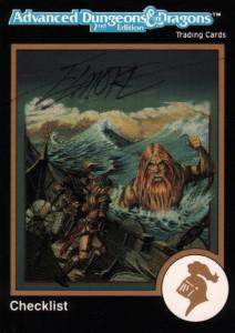 larry-elmore-tsr-AD&D-1991-gold-border-fantasy-gaming-art-card-ccg-signed-signature-autograph-checklist-1