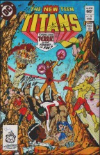 new-teen-titans-color-guide-signed-george-perez-marv-wolfman-1