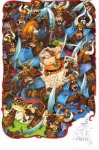 sergio-aragones-signed-signature-autograph-marvel-comics-art-print-groo-the-wander-remarque-original-art-sketch-ap-le-2