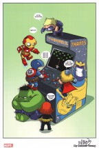 skottie-young-signed-signature-autograph-art-print-marvel-comics-avengers-hulk-iron-man-thor-black-widow-1