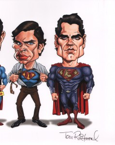 tom-richmond-signed-signature-autograph-superman-art-print-le-numbered-george-reeves-christopher-reeve-dean-cain-tom-welling-2